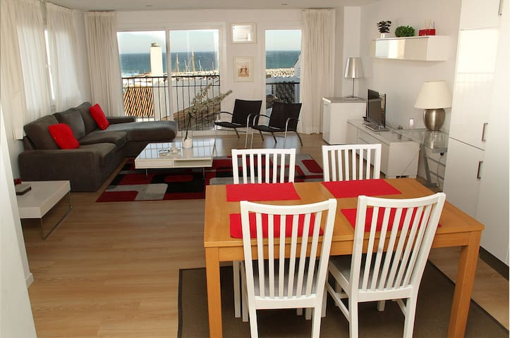 Apartment in Puerto Banus with Boat/Polaris/Xbow - มาร์เบลล่า