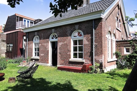 Amazing family stay at Blacksmith! - Haarlem - Villa