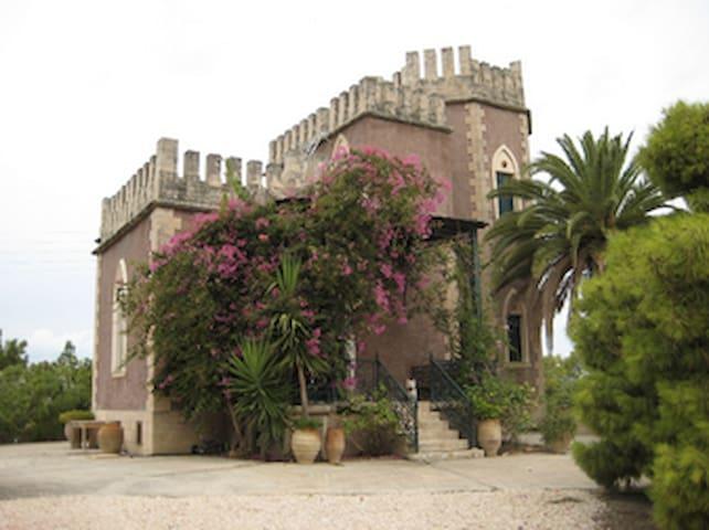 Aegina Historical Chateau 1890 - Aigina - House