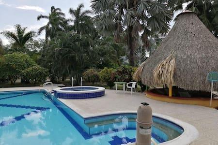 Casa quinta en Guayabal, Tolima