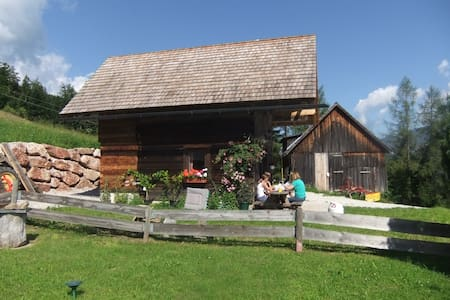 Chalet Ascherhütte in Upper Austria