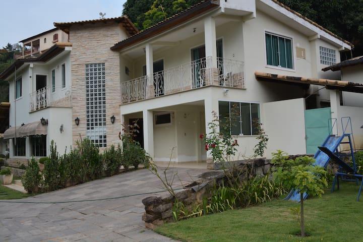 Casa em Miguel Pereira Conforto e Tranquilidade - Miguel Pereira