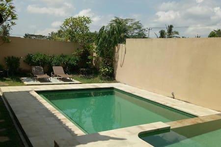 UBUD 2 BedRoom Residence villa - Tampaksiring - 別荘