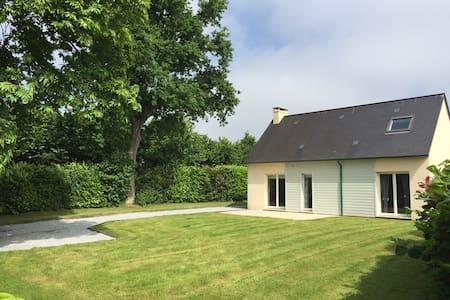 La p'tite maison à 10min d'Honfleur - Saint-Maclou - Hus