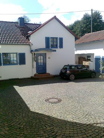Modern, sunny Familyhouse - Niedernhausen - Rumah