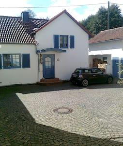 Modern, sunny Family House - Niedernhausen - Дом