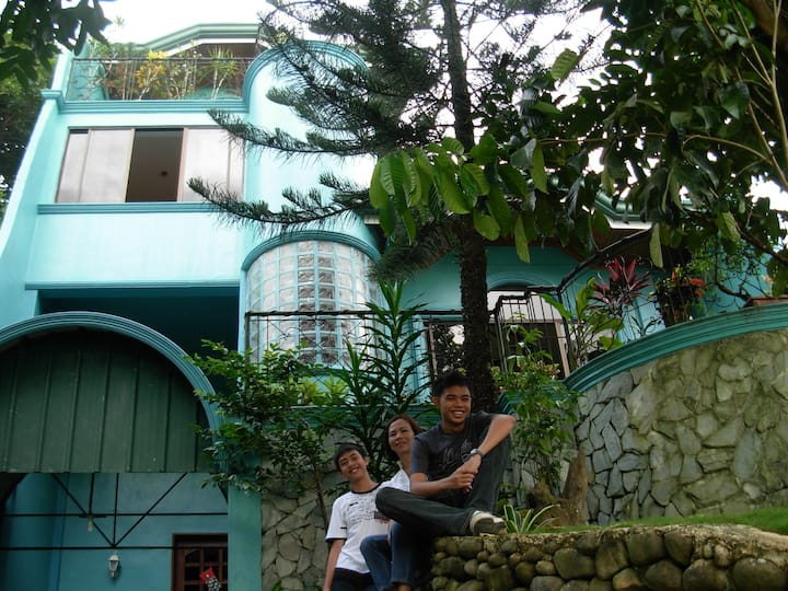 Room on a hill in Baybay Leyte