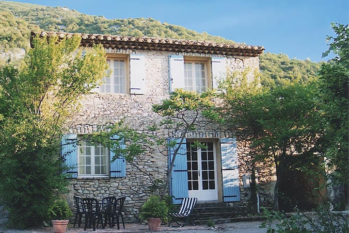 La Fénière-Gites Pic du Comte-Ventoux-Toulourenc