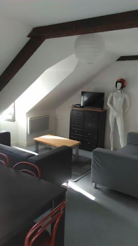 T2 tout confort 4pers à 100m du port et des plages - La Turballe - Apartament