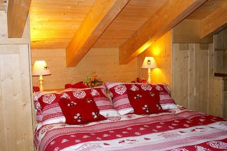 Camera Pettirosso a Campodolcino SO - Prestone - Bed & Breakfast