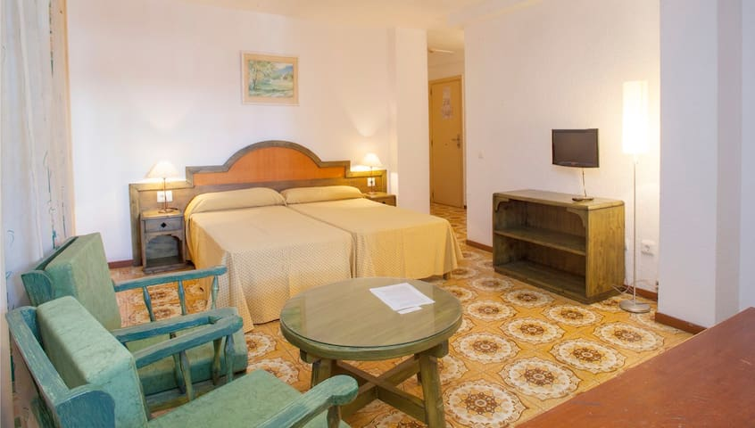 STUDIO APART IBIZA  FOR TWO PEOPLE - Santa Eulalia del Río - Appartement