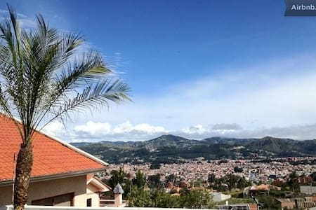 BEST VIEW OF CUENCA, ECUADOR + YARD - Cuenca Canton