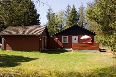Summer Cabin close to the westcoast - Norre Nebel