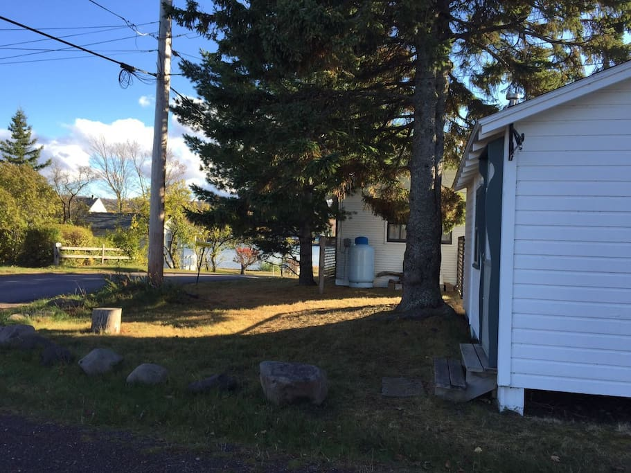Easy access to Eagle Harbor and Lake Superior
