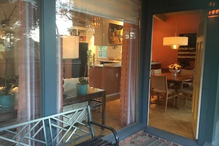 Bright & Light, close to town - Mill Valley - House