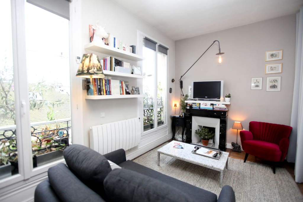 appartement de 33m² / apartment of 33sqm