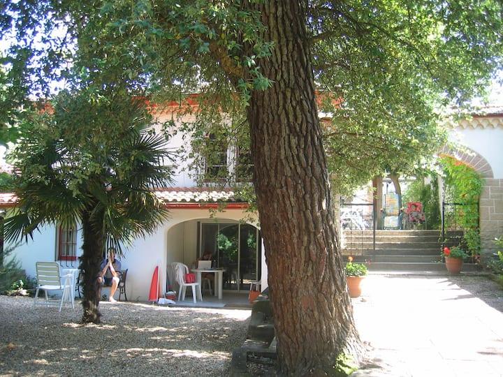 villa à Hossegor proche du lac