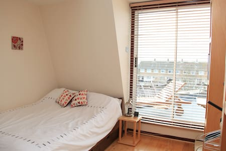 Double room with terrace & bathroom