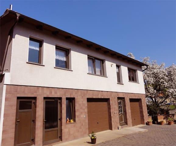 Ferienwohnung Lindenbauer - Wingerode - Appartamento