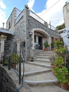 Luxury maisonette with amazing view - Anatoli
