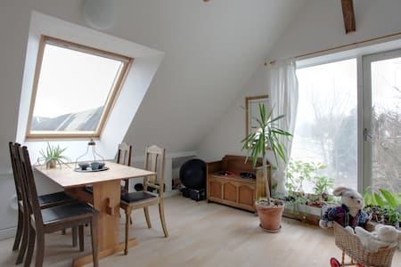 beautiful farm apartment - Odder - Pis