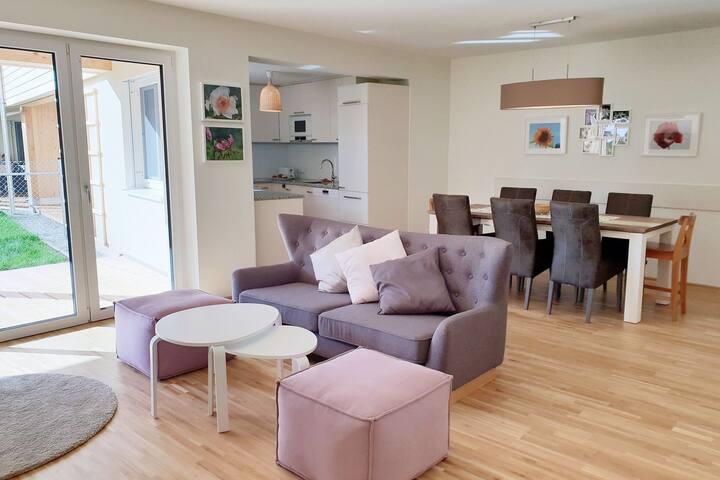 Modern Apartment in Tamsweg with Garden