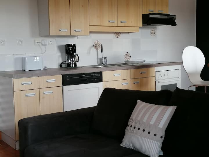Appartement meublé Pouldu à louer au mois.