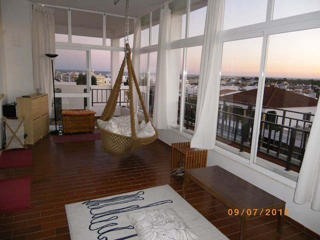 Double bedroom beach superb view - Faro - Apartment