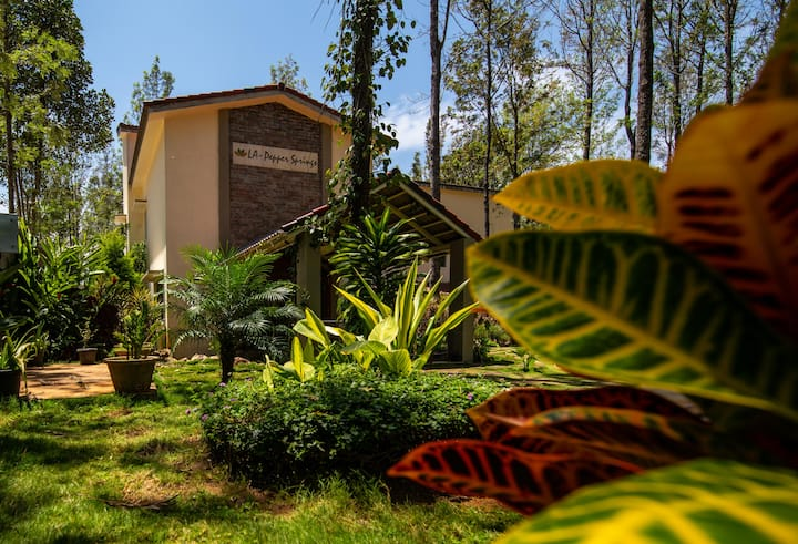 SUITE FOUR SHARING @ ESCAPE BISON RESORT, Yercaud