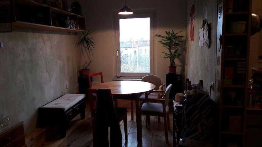 Nettes Zimmer im Leipziger Osten - Leipzig - Apartemen