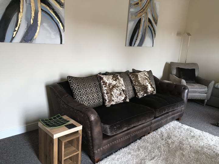 Luxury balcony apartment in Warmsworth, Doncaster