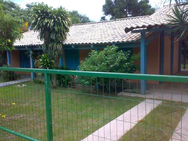 Quarto em Casa na Praia do Campeche - Florianópolis - Haus