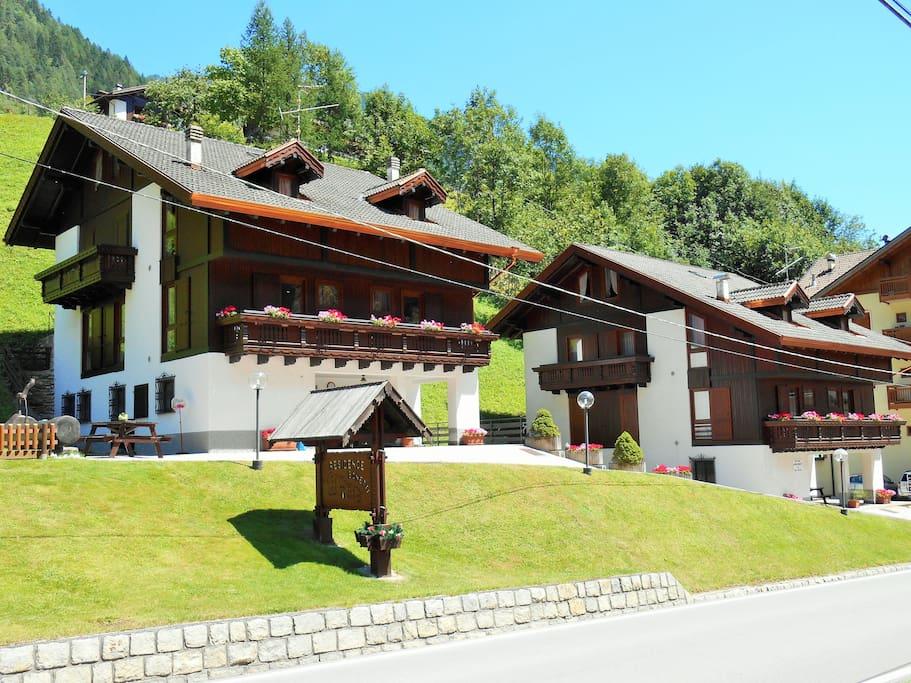 Residence Bonetti in estate
