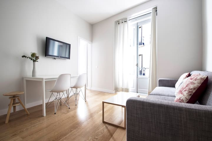 Apartamento 1 céntrico Sol Madrid.