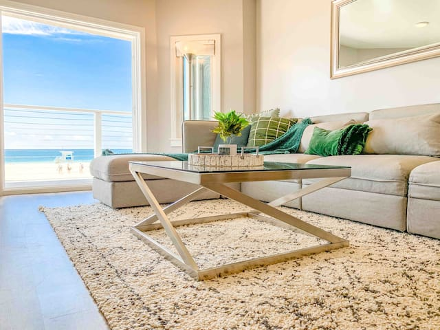 Ocean View Oasis, The strand, Steps to Beach 🏖
