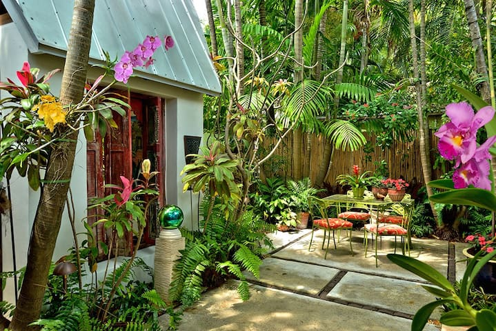 Namaste : A blissful one bedroom cottage designed with relaxation in mind.