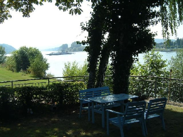 lovely apartment direcly rhine view - Linz am Rhein