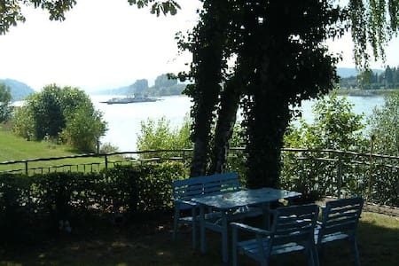 lovely apartment direcly rhine view - Linz am Rhein