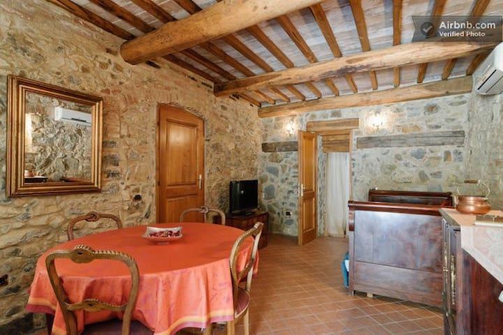 Agriturismo Vald'Orcia - Pienza Apt - Castiglione - Apartment