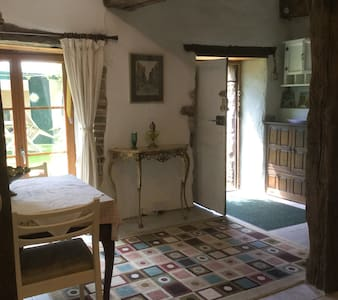 Charming gite ideal for short break . - Évriguet - Hus