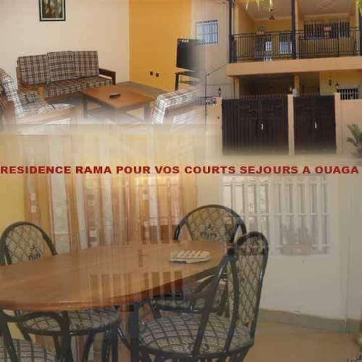 Magnifique appartement à Ouagadougou ville