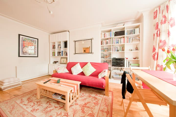 Charming apartment, Zone 2,sleeps 4 - London - Apartemen