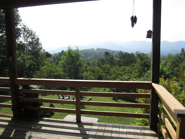 High Valley House Relaxing Secluded - Bryson City - Kabin
