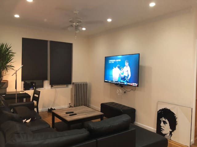Large room available, with large walk-in closet!