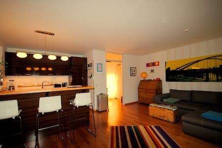 Upscale City Loft - Penthouse Style - Hamburg - Apartment