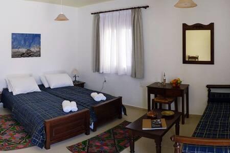 Maison Kronio (2), Tzermiado,  Plateau du Lassithi - Tzermiado