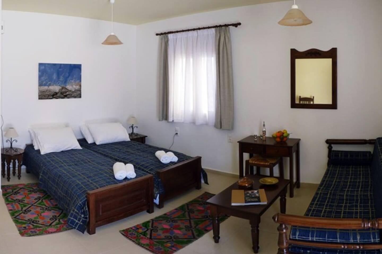 La chambre (vue 1)