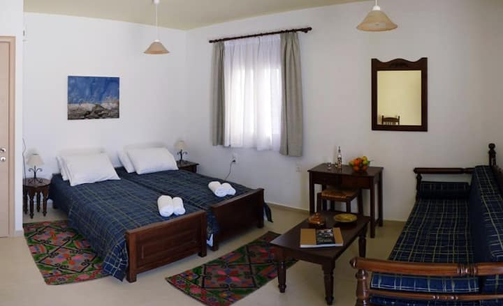 Maison Kronio (2), Tzermiado,  Plateau du Lassithi