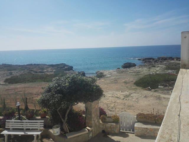 Affitto appartamento a 20 metri dal mare visuale m - Capilungo marina  - Apartamento