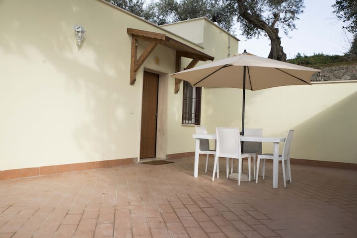 Charming And Romantic Cottage Hill Nearby Rome - Grottaferrata - Casa